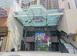 网旗无线wifi覆盖方案---隆成?花田里购物中心无线方案建设
