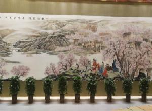 山西杏花村-中汾酒城展览馆无线WIFI项目建设案例
