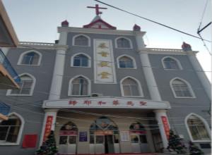 陕西渭南临渭区三马路教堂无线方案建设